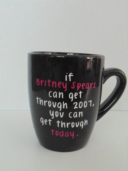 britneyspears mug