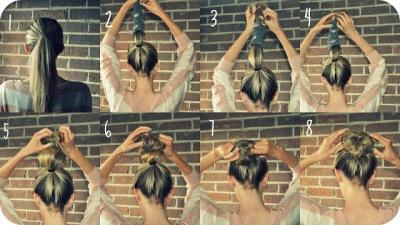 sock-bun-tutorial