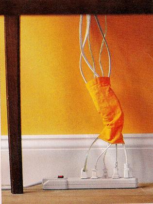 sock-cord-holder-organize-reuse-repurpose