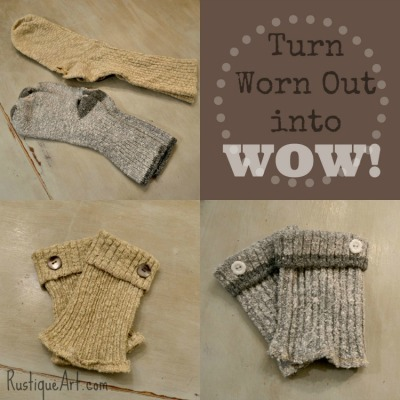 UpCycled-Boot-Cuffs-sock-reuse-repurpose