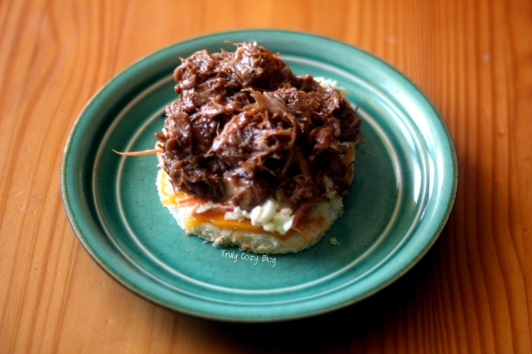 Slow-Cooker-Pulled-Pork-Sandwich-TrulyCozyBlog