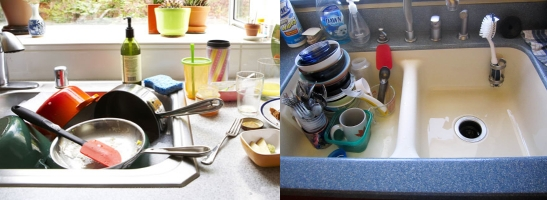 5 Small Chores: Tidy When You Don't Have the Time