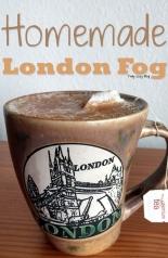 Homemade London Fog | TrulyCozyBlog.com
