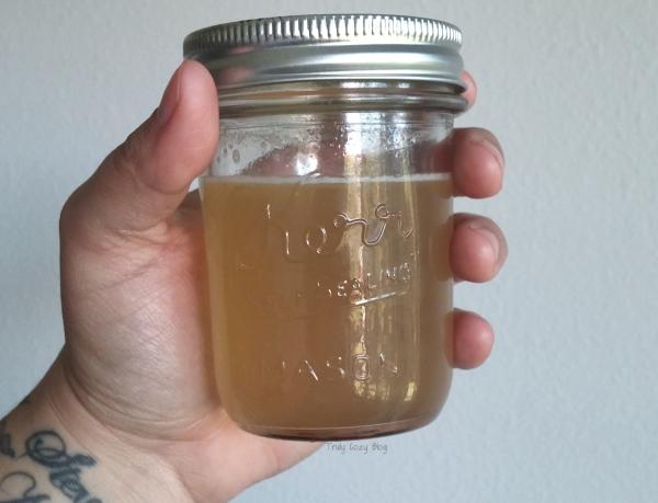 Homemade Antiseptic Mouthwash - TrulyCozyBlog.com 2