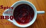Homemade BBQ Sauce | TrulyCozyBlog.com