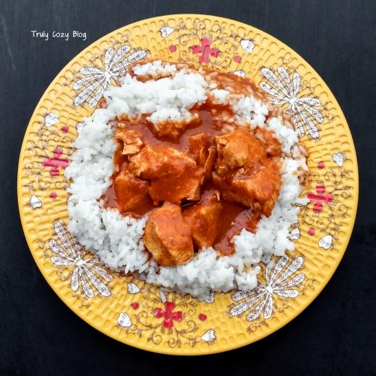 Super Simple Crock-Pot Curry | TrulyCozyBlog.com
